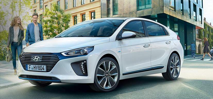Hyundai Ioniq uscita e presentazione