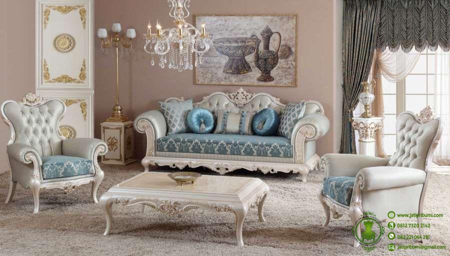 Desain Ruang Tamu Super Mewah furniture tangerang kursi tamu sofa mewah kualitas super