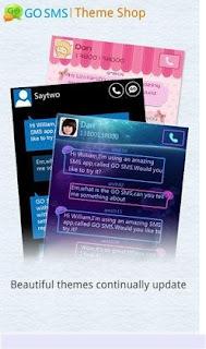 Tải ứng dụng GO SMS PRO dành cho điện thoại