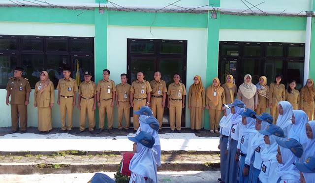 Pembukaan MPLS oleh Kepala Cabang Dinas Pendidikan Jatim Wilayah Lumajang