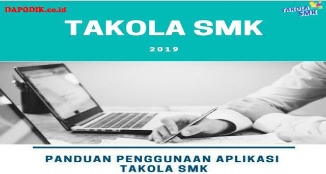 Buku  Panduan  Penggunaan  Aplikasi  TAKOLA  SMK 2019