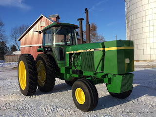 Farm Gear For Sale John Deere 4640 Tractor 1980