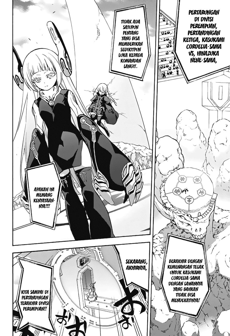Sousei no Onmyouji Chapter 41-44