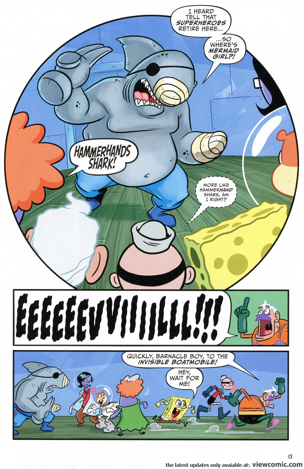 spongebob comics 063 2016 u2026 u2026 u2026 u2026 u2026 u2026 u2026 view comic