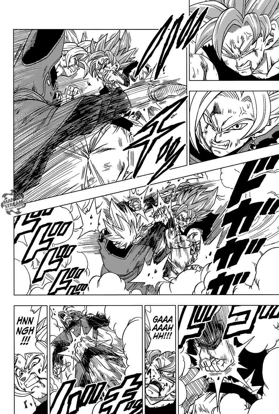 Dragon Ball Super Manga 36