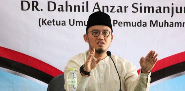 Amien Rais Diancam Luhut, Dahnil: Saya Heran Watak Represif Begini