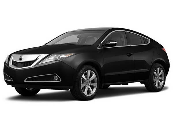 2011 Acura ZDX Prices, Reviews and Pictures