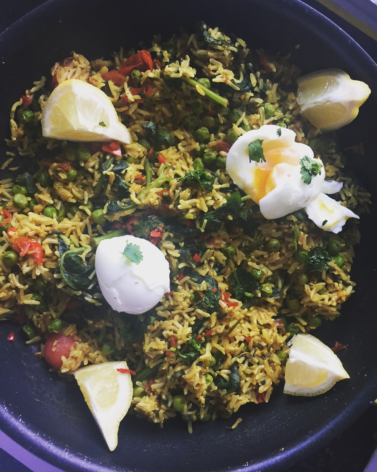 Yummy yummerson recipe jamie olivers vegeree not kedgeree in a bid to be a bit healthier i read jamie olivers book everyday super food its a nice book with interesting recipes and i love how he packs so much forumfinder Choice Image