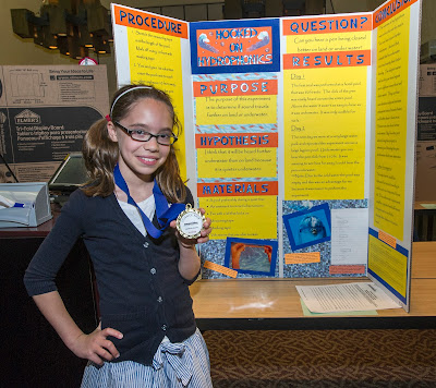 7th grade science fair projects that can be done in a day