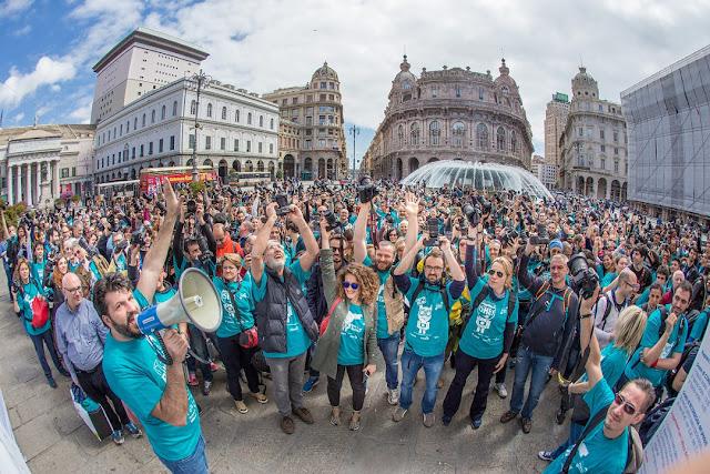 Italia Photo Marathon, edizione 2016 da Genova