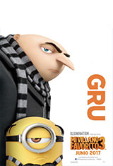 Despicable Me 3 (2017) BRRip 1080p Latino AC3 5.1 / ingles AC3 5.1