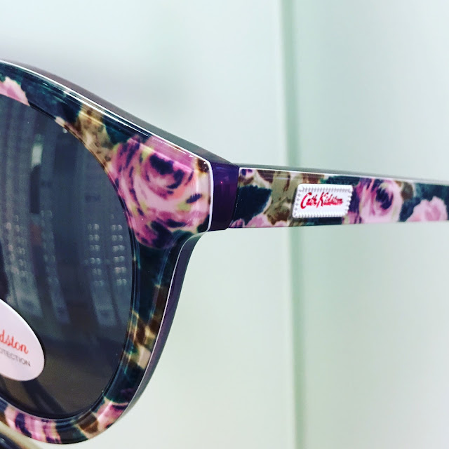 Floral Cath Kidston vintage style frames