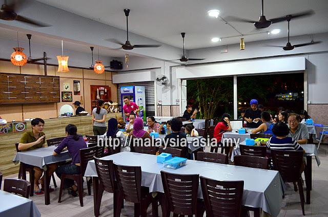Sandakan Borneo Ethnic Cuisine