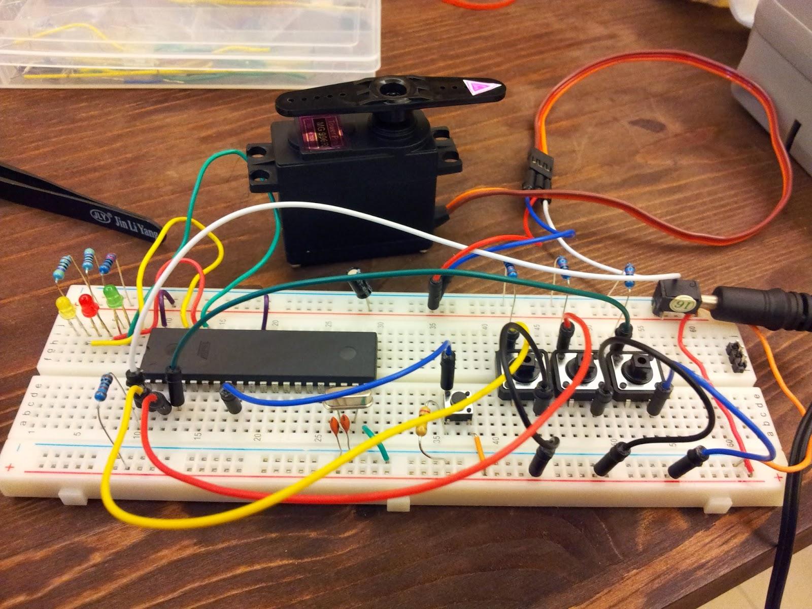 Embedded & Electrical Engineering - YongJie Huang's Lab