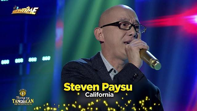Steven Paysu