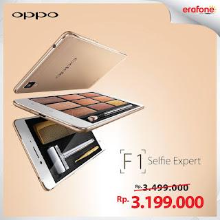 OPPO F1 RAM 3 GB Smartphone 5 inch Harga Rp 3 Jutaan