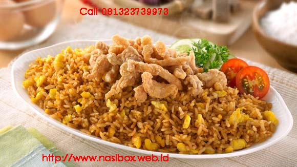 Resep nasi goreng crispy nasi box kawah putih ciwidey