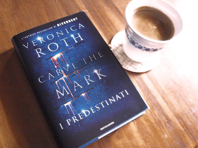 Carve the mark  Veronica Roth