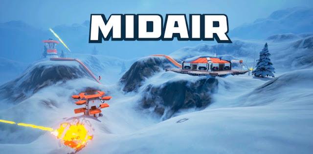 Midair un juego de acción Indie masivo y F2P!