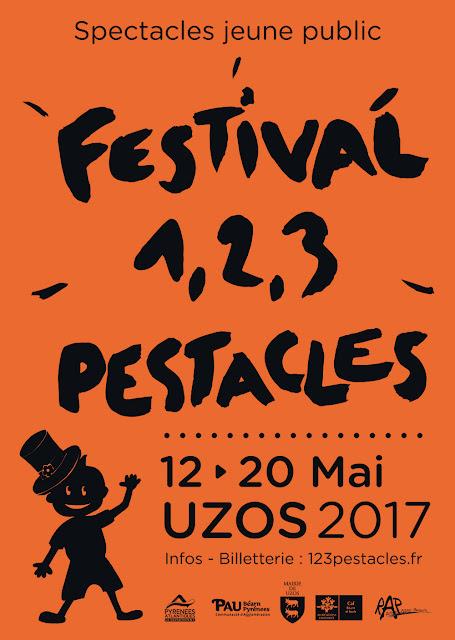 Festival 1,2,3,Pestacles ! 2017