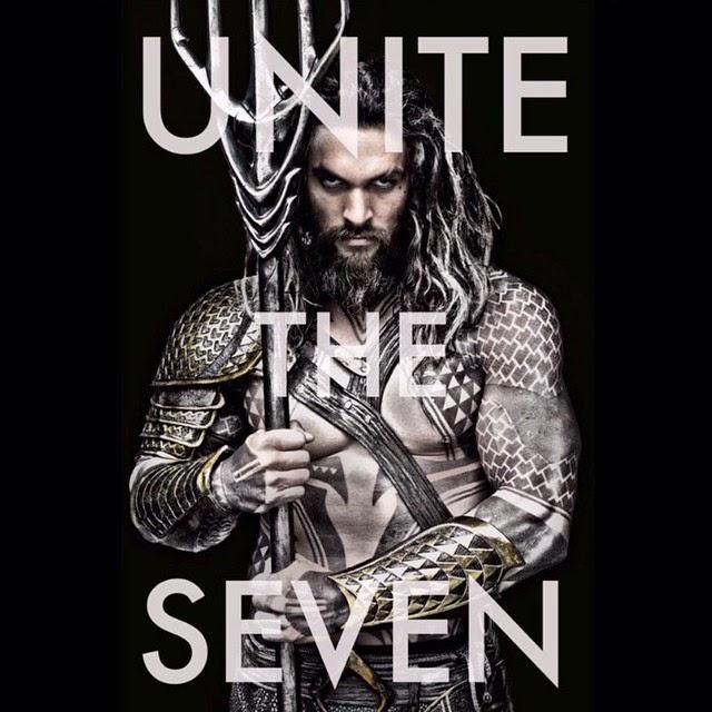 Um primeiro olhar para Jason Momoa como Aquaman