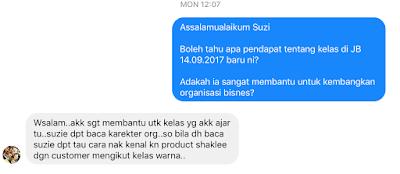 PENGEDAR SHAKLEE MIRI DAN TERENGGANU