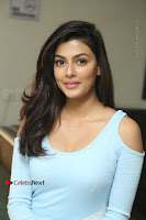 Anisha Ambrose Latest Pos Skirt at Fashion Designer Son of Ladies Tailor Movie Interview .COM 1174.JPG
