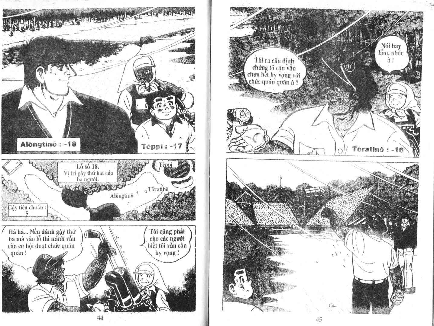 Ashita Tenki ni Naare chapter 48 trang 21
