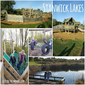Parks and Playgrounds in Northamptonshire - Stanwick Lakes