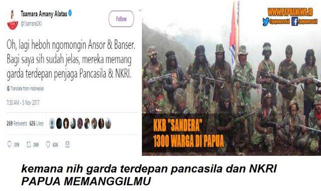 Ngakunya Garda Depan Pembela NKRI, Beraninya Bubarin Pengajian, Hadapi Tuh OPM Jangan Ngumpet!!