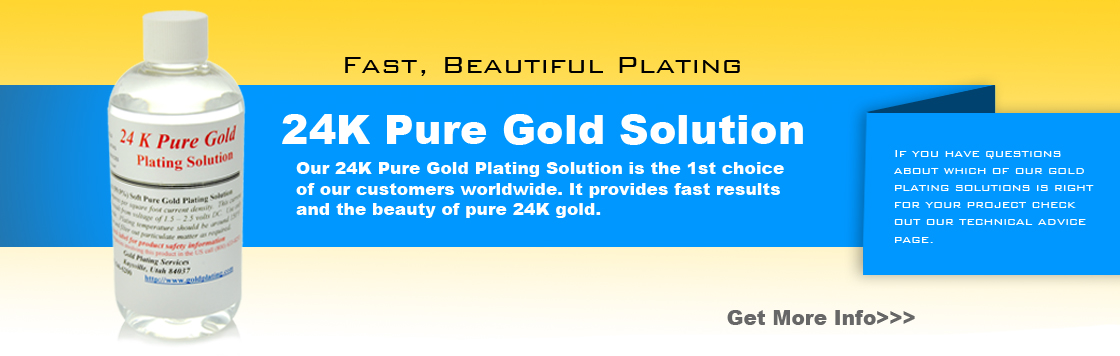 Brian Randall- Graphic Designer: Gold Plating Services