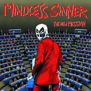 """Το τραγούδι των Mindless Sinner """"The New Messiah"""" από τον ομότιτλο δίσκο τους"""