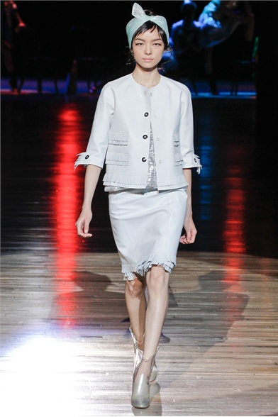 Bellezza da vendere : S/S 2012- Fashion Trends- Roarin ...