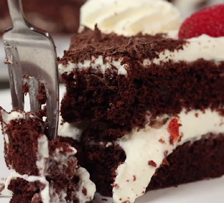 A Classic Black Forest Cake Recipe