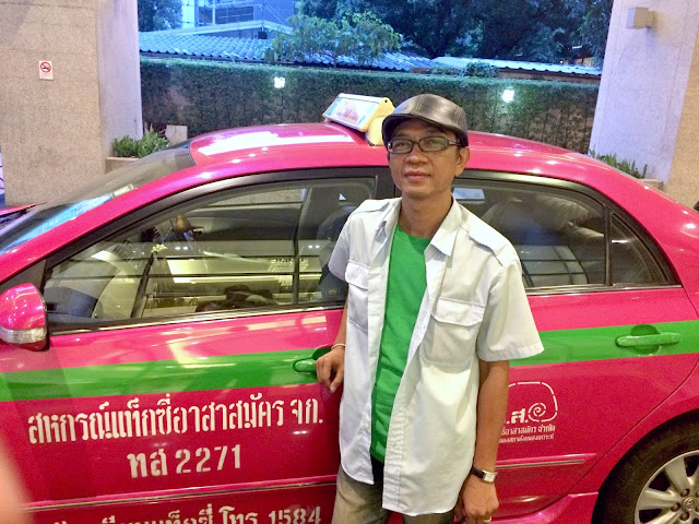 Bangkok's Best Taxi Driver
