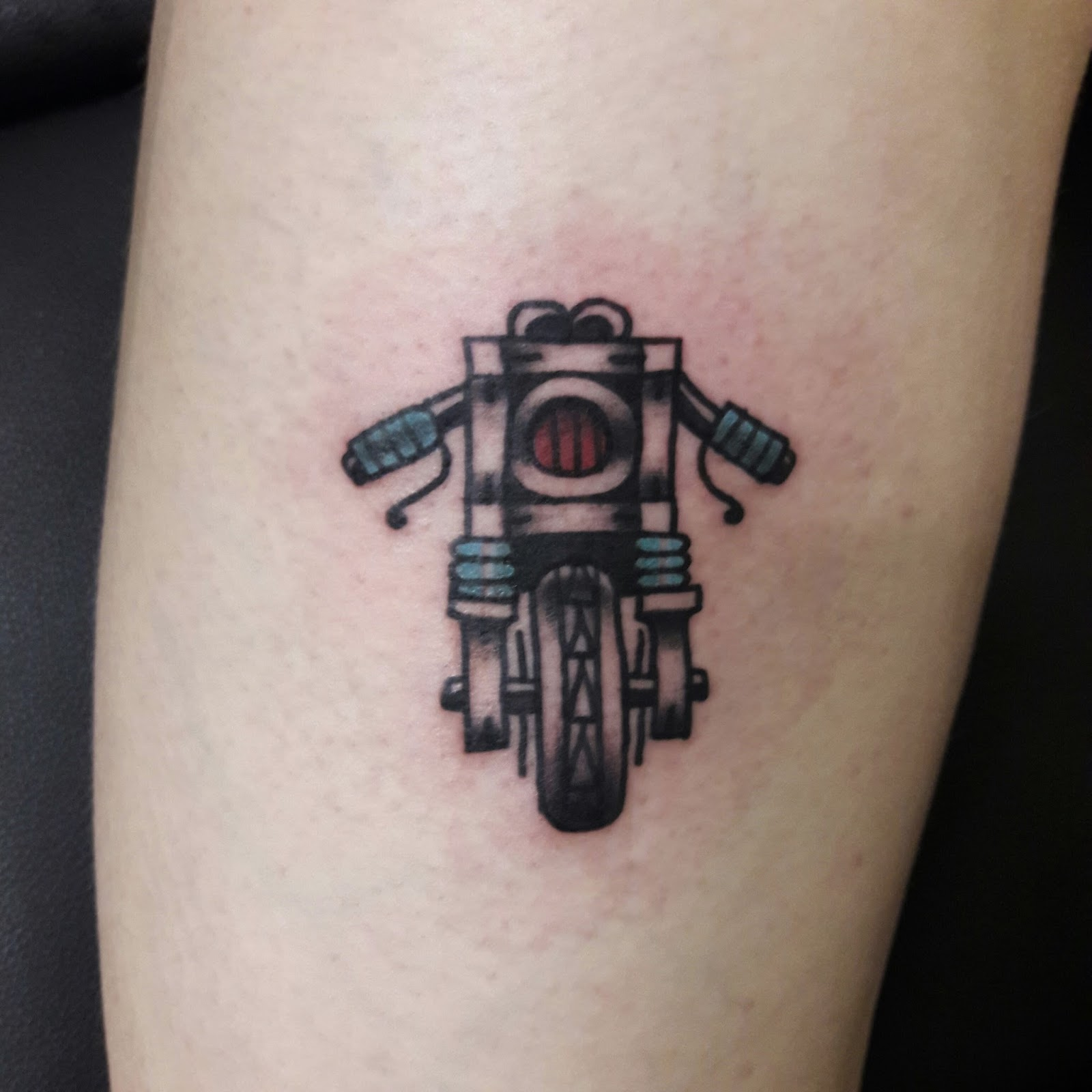 Tattoo lenny move ten manual shift for Tattoo amsterdam walk in