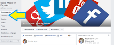 Redes Sociales, Social Media, Facebook, grupos, Eliminar, miembro