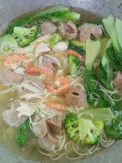 Mee Suah Sup Recipe