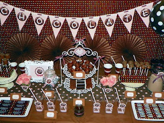 Chocolate Lovers' Party