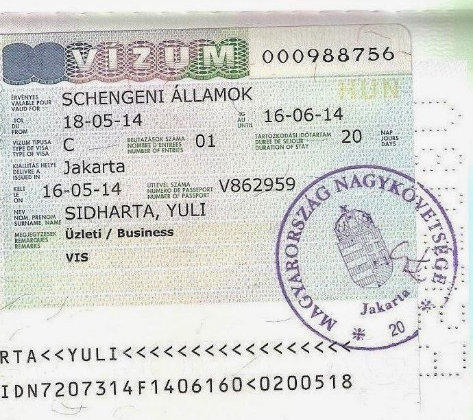 Europe Trip Yuli Sidharta
