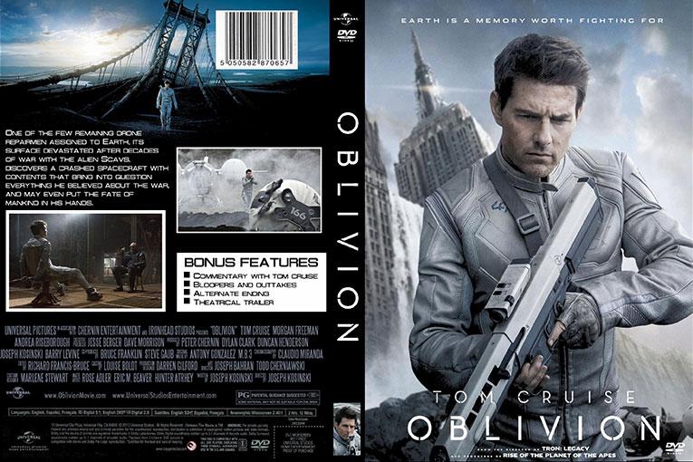 Oblivion (2013) 720p BrRip [Dual Audio] [Hindi 5.1+English]
