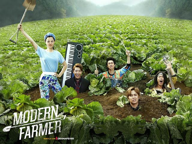 Drama Korea Modern Farmer Subtitle Indonesia