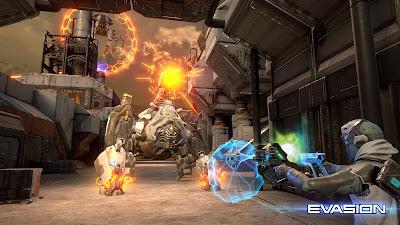 Evasion Game Screenshot 1