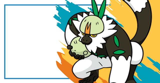 Curiosidades Pokémon: Passimian