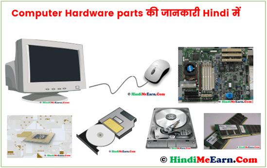Computer Hardware Hindi Me