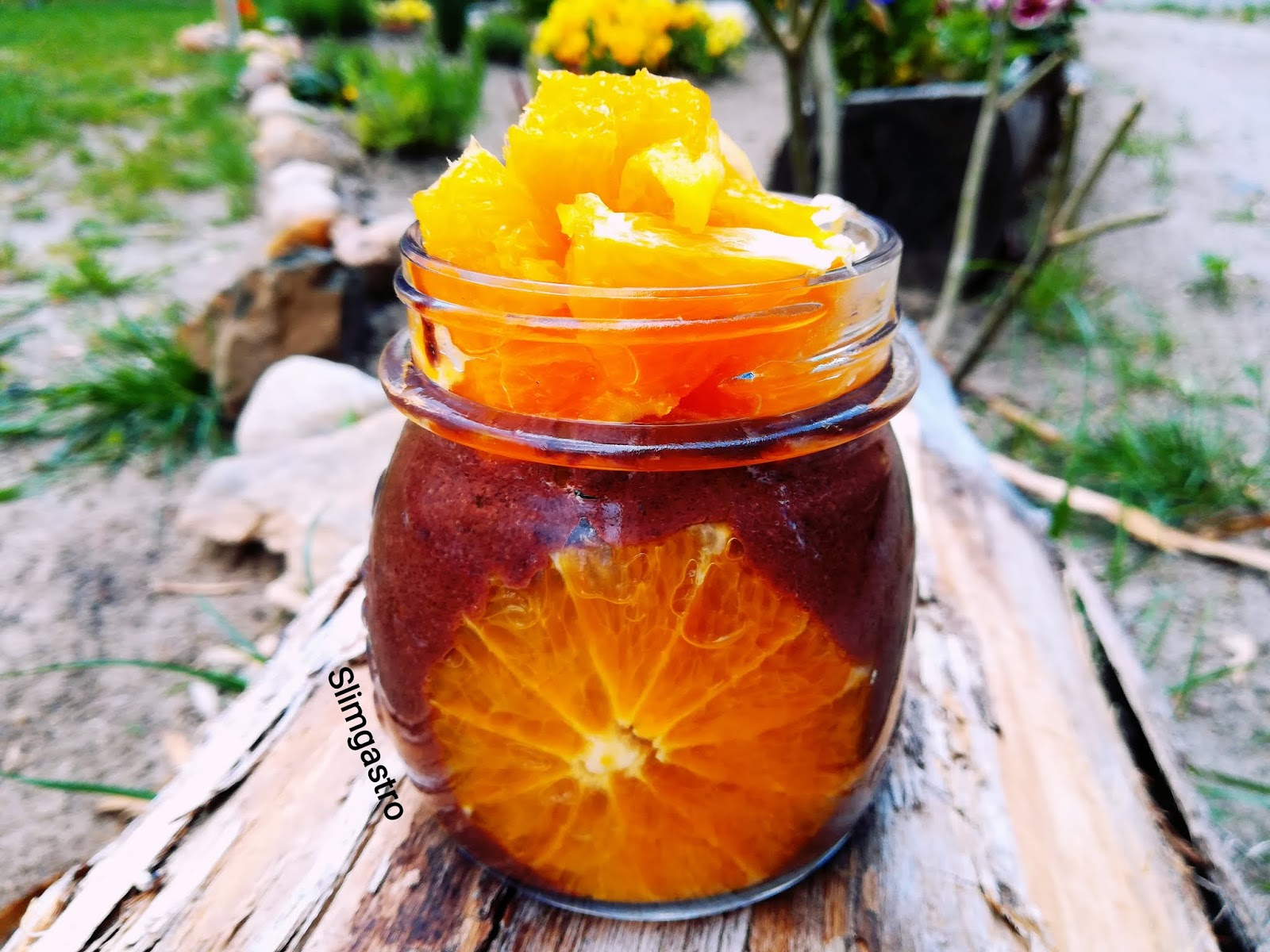 Slimgastro: Csokis narancs