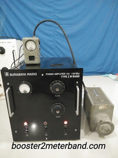Contoh Produk Boster 2 Meter Band VHF