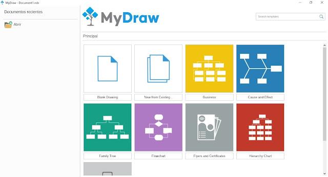 MyDraw imagenes