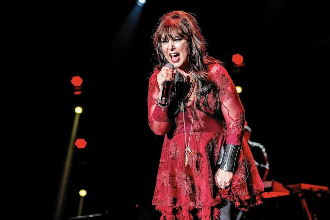 "Ann Wilson (Heart) publicó un cover del ""I Am The Highway"" de Audioslave"