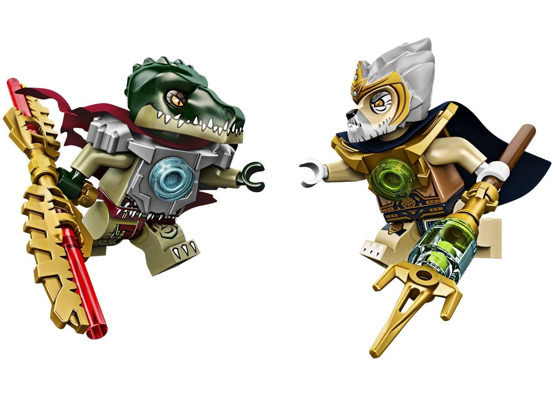 Lego 70010 - lego chima lion chi temple: Lego 70010 The ...